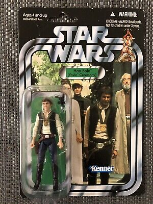 Han Solo Yavin Ceremony 2010 STAR WARS Vintage Collection VC42 MOC