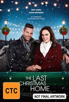 Last Christmas Home, The (DVD) (2019) (Region 4) New Release