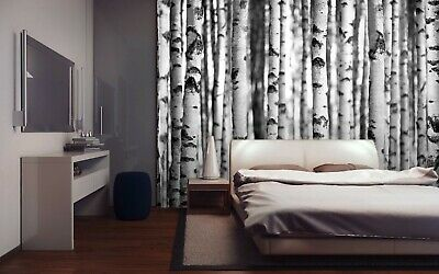315 x 232cm Wall mural photo wallpaper Silver World mapglue not included