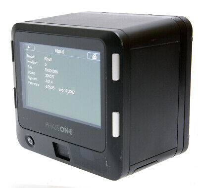 Phase One IQ1 60MP Digital Back  (C6068)