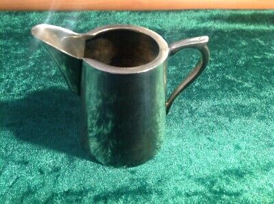 A Lovely Silver Plated Tableware Milk/Cream Jug