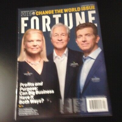 Fortune magazine -business September 2019 Europe Edition No 9