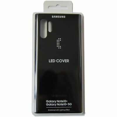 Samsung Official LED Back Cover EF-KN975 ( Black ) for Samsung Galaxy Note10+