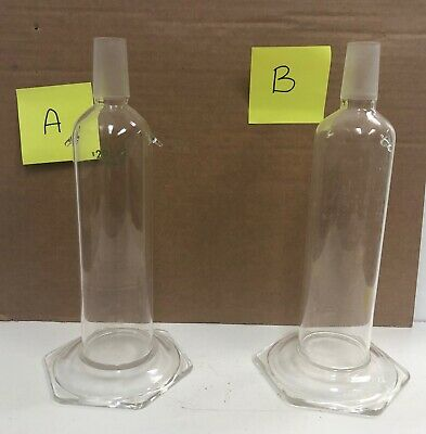 Pyrex Dreschel Bottle Chemistry Lab Glassware