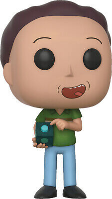 Funko Pop Animation - Rick and Morty - Jerry Vinyl Figure