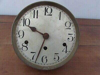 Antique Movement Chime Pendulum Clock