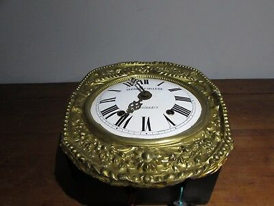 Antique Movement Earrings Wall Clock