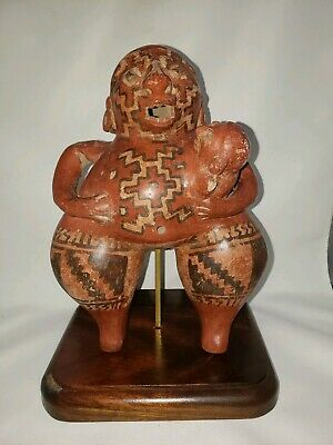 Rare CHUPICUARO Figure, Precolumbian, Colima Mayan MAKE AN OFFER