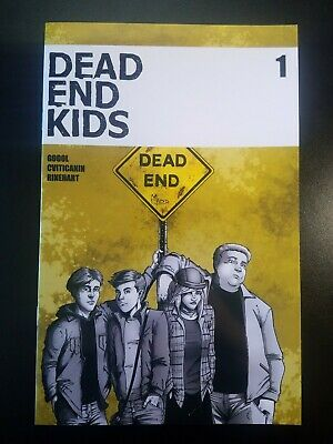 Dead End Kids #1 First Printing Source Point Press Sold Out!