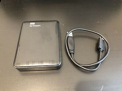 Western Digital USB-3 My Passport 2TB Portable Hard Drive
