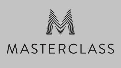 Masterclass All Access 1 Year Warranty Instant Delivery