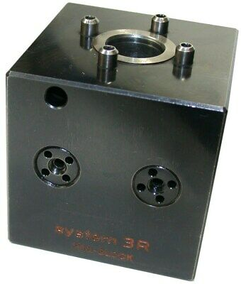 System 3R Tool EDM Mini-Block 20MM 3R-321.46 - 5 available
