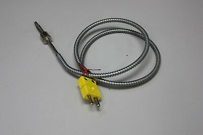 Love Controls Bayonet Thermocouple K Type 5K323-113-020