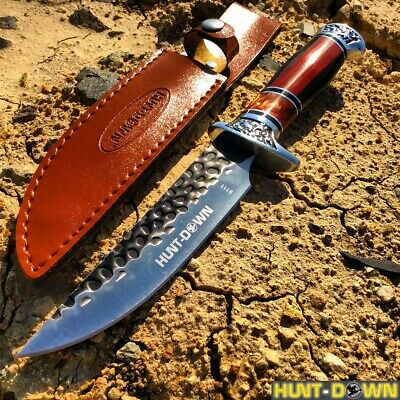 "12"" Fantasy Hunting Knife Fixed Blade Survival Stainless Steel Knives Outdoor Ca"