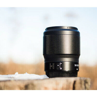 Nikon NIKKOR Z 50mm f/1.8 S Lens From US