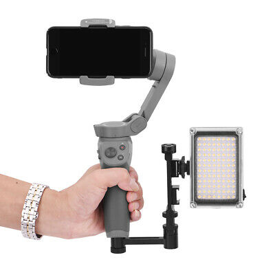 Extension Arm Mount Bracket Tripod Adapter for DJI OSMO Mobile 3 Gimbal Camera