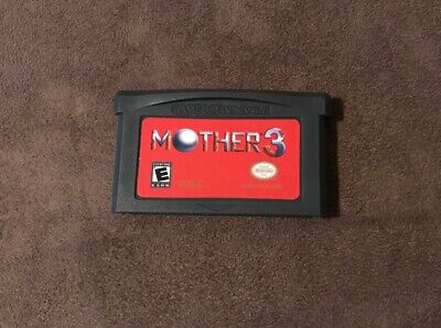 Mother 3 Nintendo Game Boy Advance GBA Earthbound 2! Works Great! Fast Shipping!