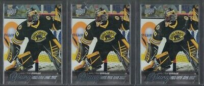 Malcolm Subban Lot Of 3 2015-16 Ud Yg Young Guns Rookie Rc Vegas Golden Knights