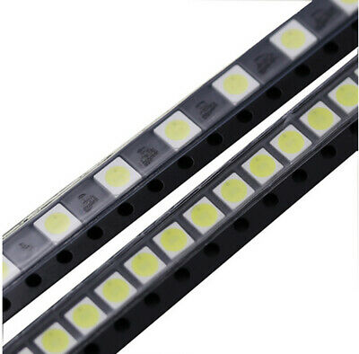50pcs 3535 3V/6V SMD LED Lamps LED TV Light Diodes