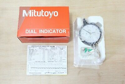 Mitutoyo Dial Indicator 0-10mm , 2046 S ,Made in JAPAN