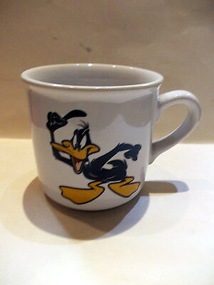 "Old Collection mug ""Looney Tunes 2000"" - Daffy Duck by Hanna Barbera character"