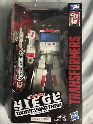 Transformers Siege War for Cybertron Excl RATCHET Deluxe Class Back in Box BIB