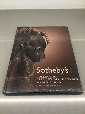 3 x Sotheby's African & Oceanic Art Catalogues including one hardback edition