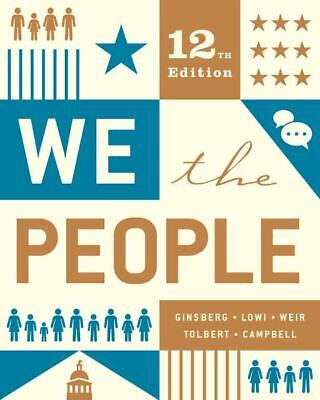 We the People 12th Edition [PdfFormat]