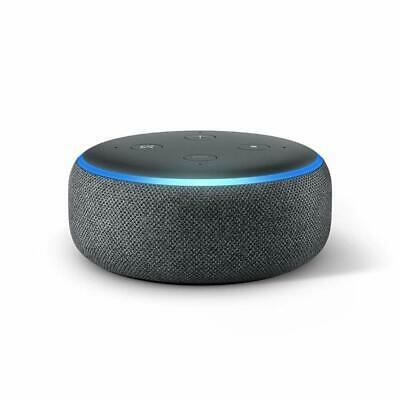 Cash on Collection Only Bolton Amazon Echo Dot (3rd Gen) Smart speaker  Charcoal