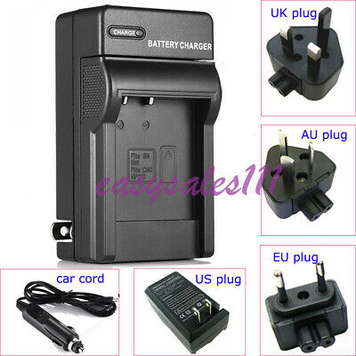 Battery Charger For FujiFilm FUJI NP-45 NP-45A FinePix XP10 J10 J100 J110W J150W