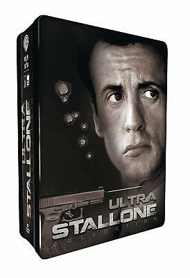 coffret 8dvd ULTRA STALLONE COLLECTION BOITIER METAL