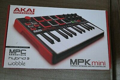 Akai Professional MPK Mini Play Keyboard BRAND NEW IN BOX