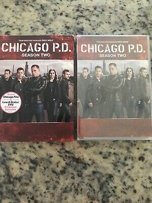 CHICAGO PD TV SERIES COMPLETE SEASON TWO 2 New Sealed DVD