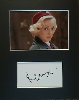 Call The Midwife pre signed photo print poster Laura Main Helen George
