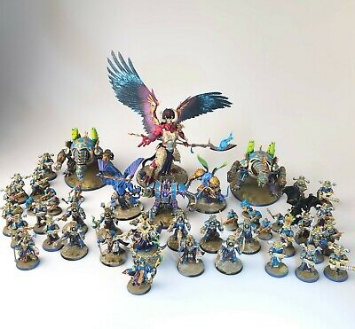 Warhammer 40K Chaos PAINTED Thousand Sons Army Lot - Choose Your Model!!