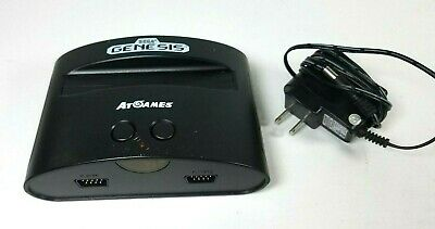 Sega Genesis Classic Game Console with adapter only Replacement