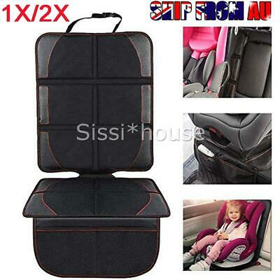 Kid Baby Car Seat Protector Cover Anti-Slip Cushion Pad Waterproof Safety AUS