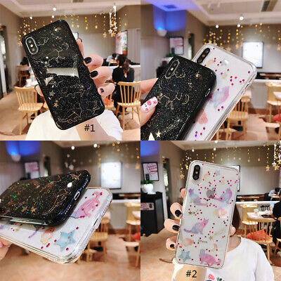 Fashion Pattern Shockproof Non-slip Ultrathin Soft TPU Phone Case For iPhone Lot