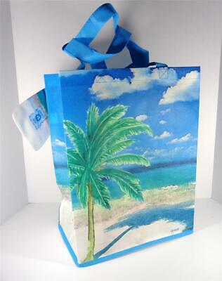 VIN /& SUE BEACH CHAIR AND SEAGULLS RECYCLED MATERIAL BEACH BAG /& WATER BOTTLE