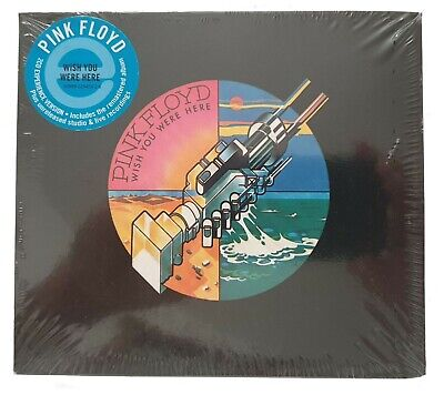 Pink Floyd Wish You Were Here 2 CD Experience Edition BRAND NEW FACTORY SEALED