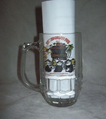 ETTAMOGAH PUB Qld beer mug / glass / stein - heavy based