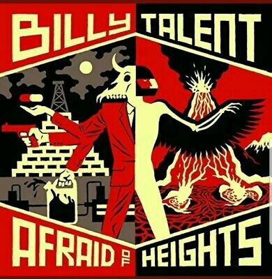 Billy Talent - Afraid of Heights (Deluxe Version) - Double CD - New