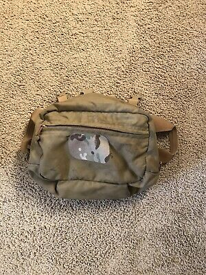 Recon Mountaineer Combat Trauma Bag (CBT-V2) Coyote Brown