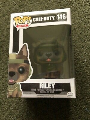 FUNKO Pop! Games Call of Duty Riley #146