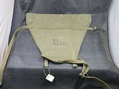 WWII US Army M1928 Haversack Pack Extension #12