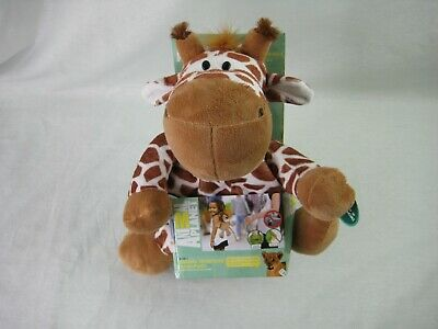 Animal Planet 2-IN-1 Child Safety Harness Giraffe Backpack For Children ages 1+