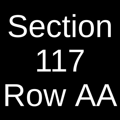 2 Tickets Los Angeles Rams @ Pittsburgh Steelers 11/10/19 Pittsburgh, PA
