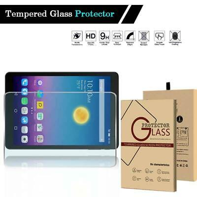 """Clear Tablet Glass Screen protector Guard For Alcatel One Touch T10 7/"""""""