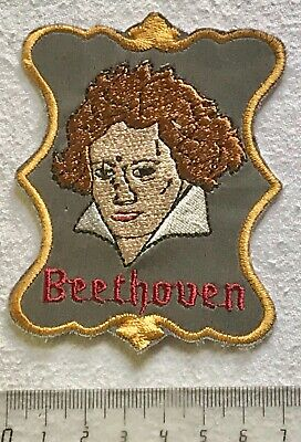 .Aufnäher Patch -> BEETHOVEN