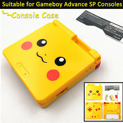 Cartoon Game Console Hard Case Housing Shell Replacement for NS GameBoy Advance